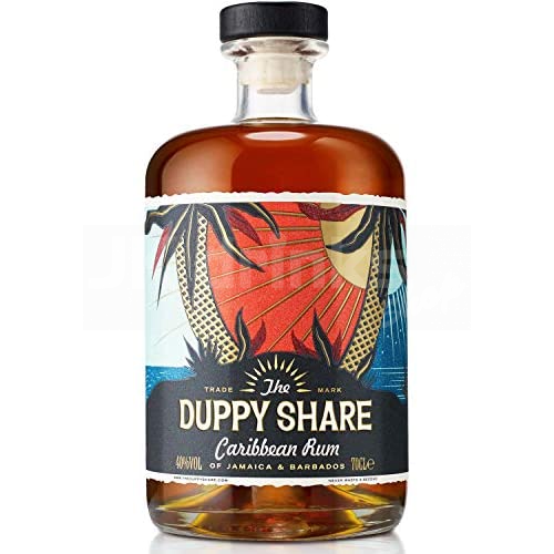 Duppy Share 0,7l 40%