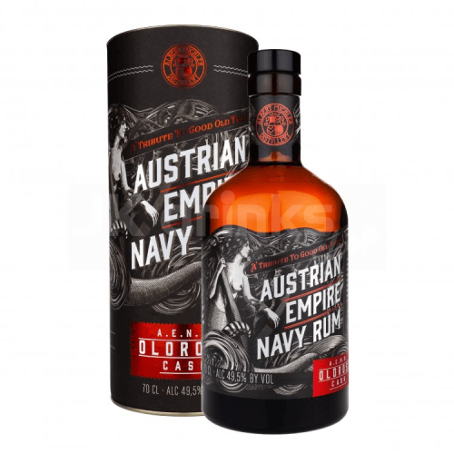 Austrian Empire Navy Double Cask Oloroso 0,7l 49,5%