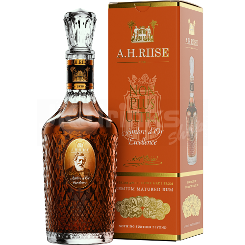 A.H.Riise Non Plus Ultra Ambre d'Or Excellence 0,7l 42%
