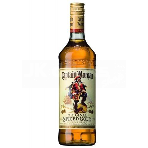 Captain Morgan Original Spiced 3l 35%