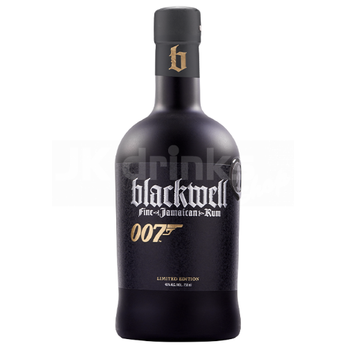 Blackwell 007 0,7l 40% Limited Edition