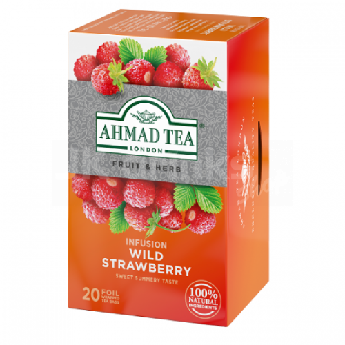 Ahmad Tea Wild Strawberry