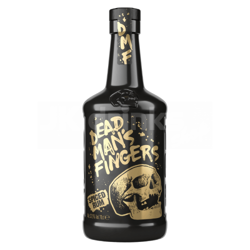 Dead Man's Fingers Spiced Rum 0,7l 37,5 %